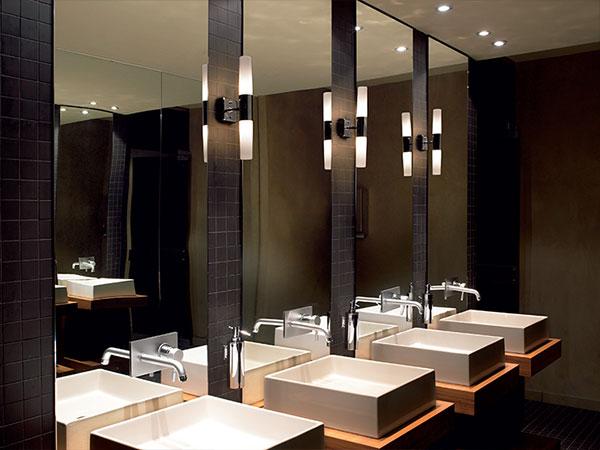 bathroom light fixture