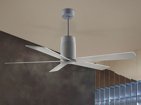 designer fan without light